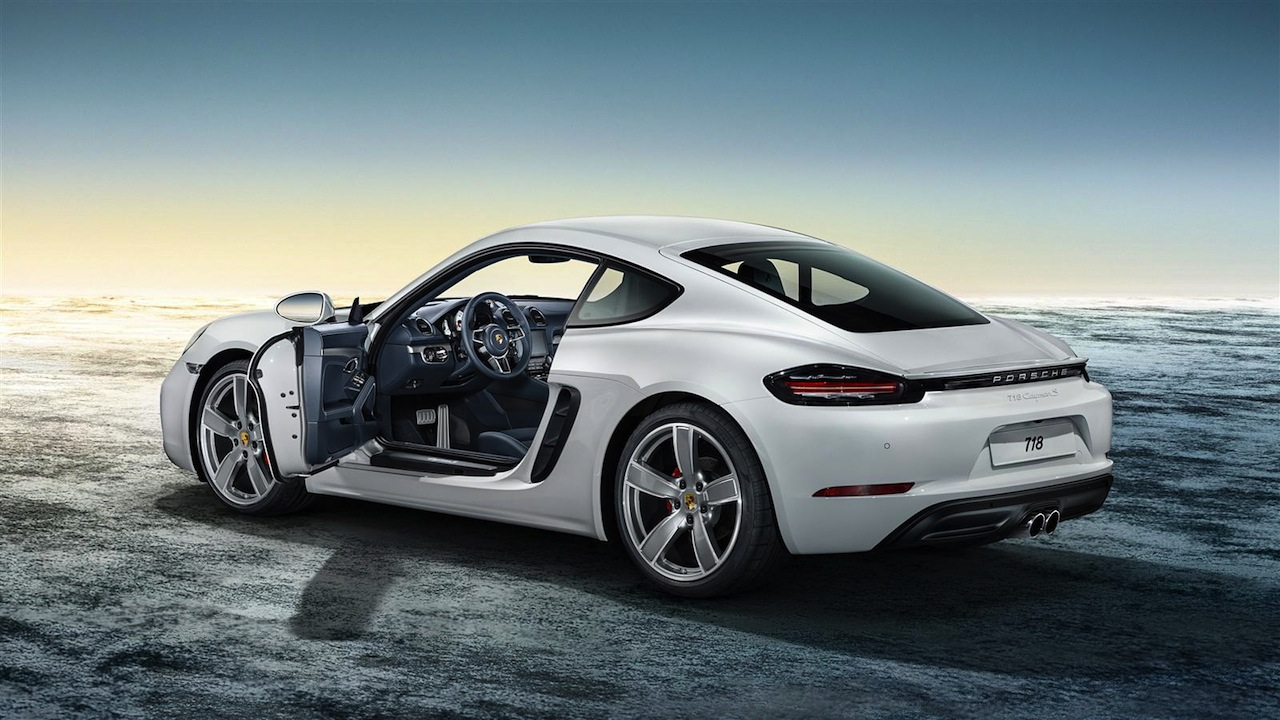Porsche 718 Cayman Exclusive 2016 02