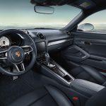 Porsche 718 Cayman Exclusive 2016 interior 01