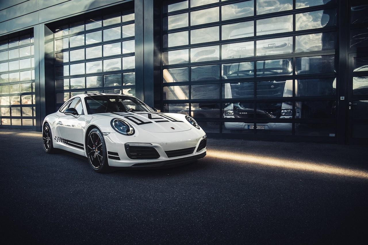 Porsche 911 Carrera S Endurance Racing Edition 2016 03