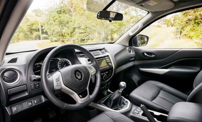 Renault Alaskan 2017 interior 01 1