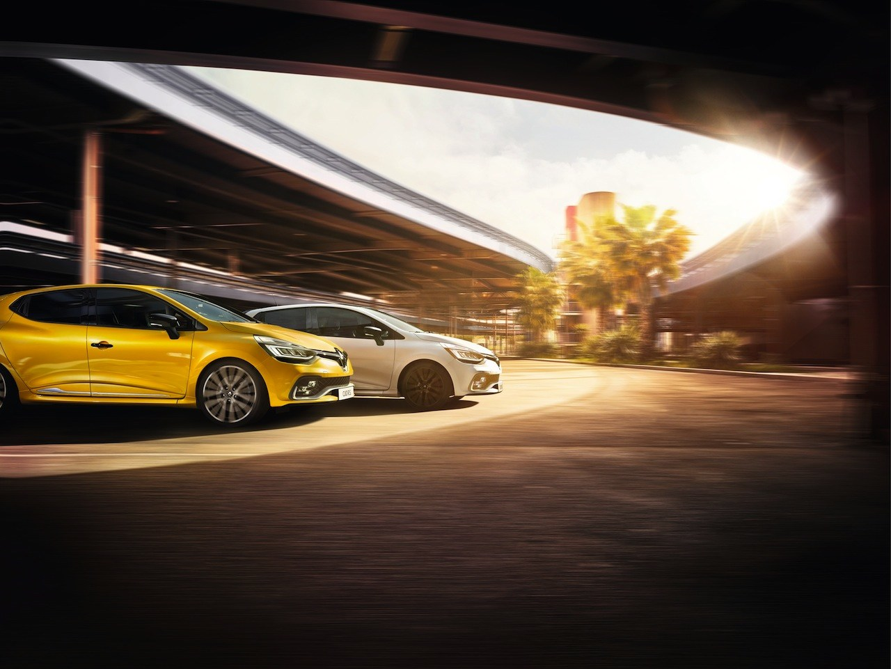 Renault Clio RS 200 2017 y Renault Clio RS 220 Trophy