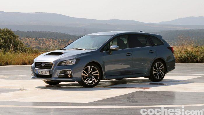Subaru Levorg prueba 2016 006