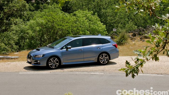 Subaru Levorg prueba 2016 048