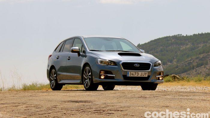 Subaru Levorg prueba 2016 066