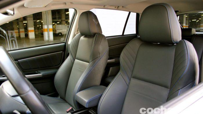 Subaru Levorg prueba 2016 071