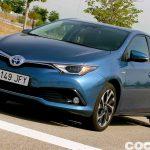 Toyota Auris Hybrid 2016 prueba 02