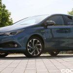 Toyota Auris Hybrid 2016 prueba 04