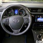Toyota Auris Hybrid 2016 prueba 08
