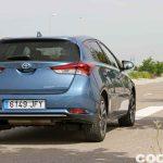 Toyota Auris Hybrid 2016 prueba 32