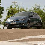 Toyota Auris Hybrid 2016 prueba 34