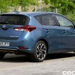 Toyota Auris Hybrid 2016 prueba 41