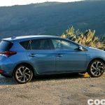 Toyota Auris Hybrid 2016 prueba 44