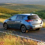 Toyota Auris Hybrid 2016 prueba 49