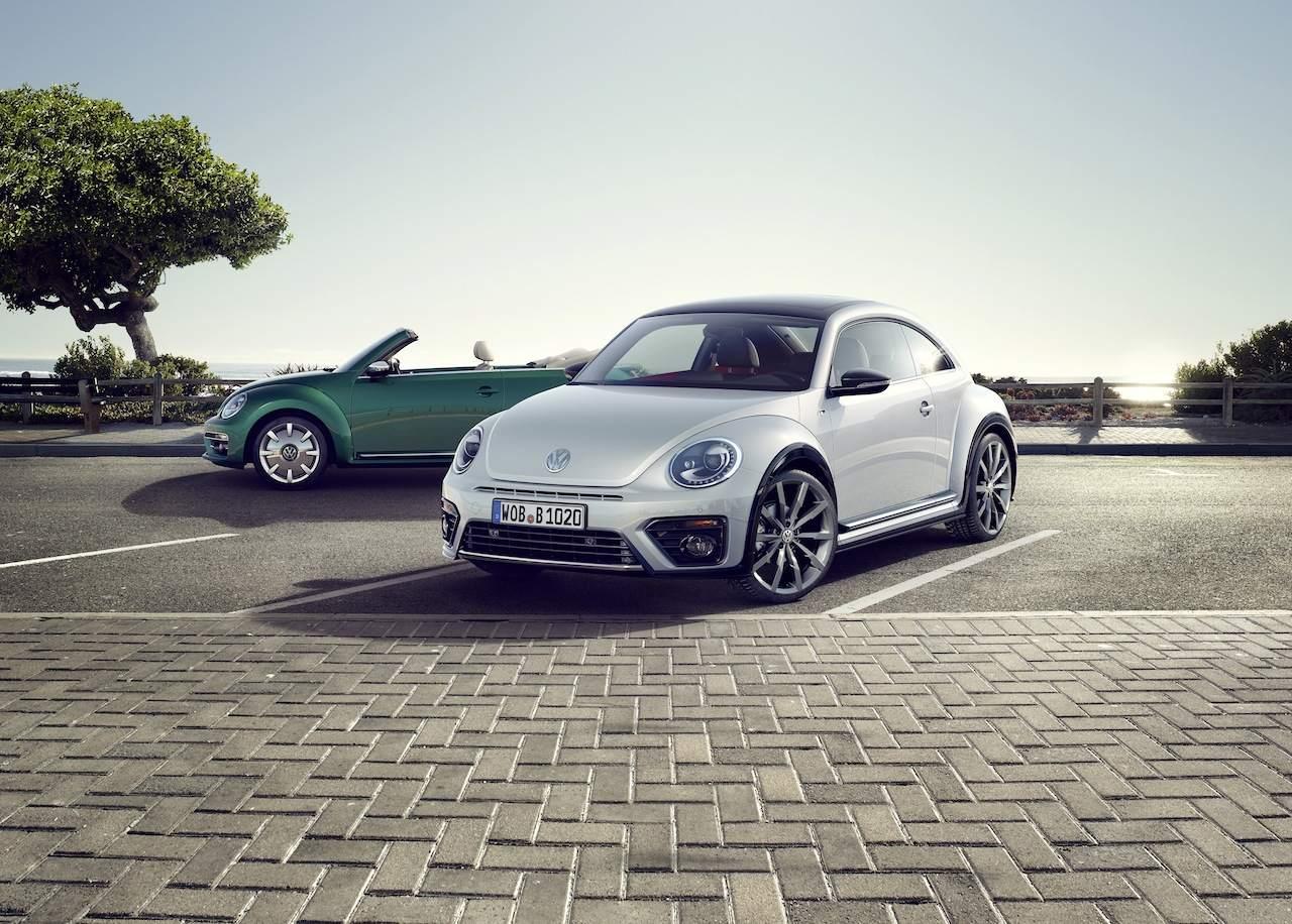 Volkswagen Beetle y Volkswagen Beetle Cabriolet ? Modelljahr 2017