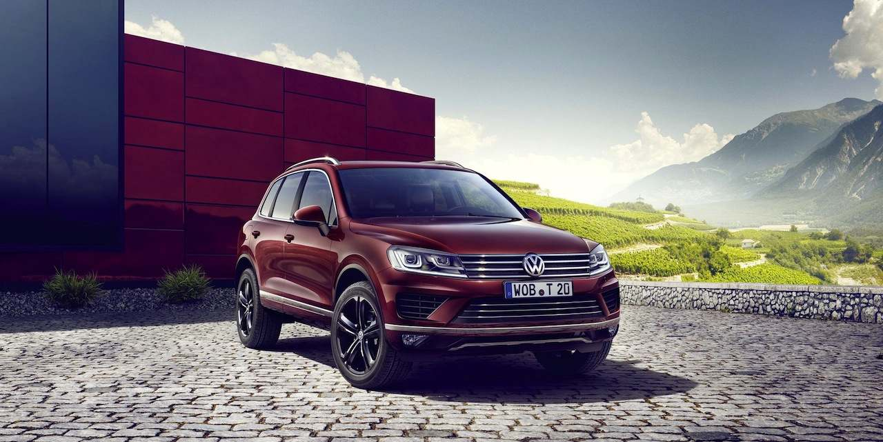 Volkswagen Touareg Executive Edition 2016 01