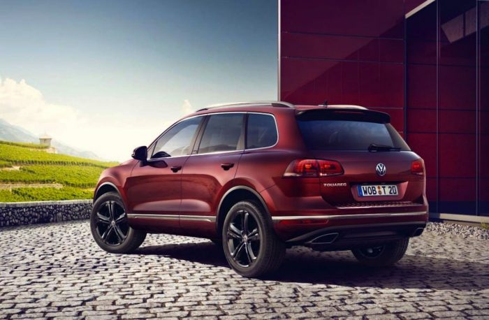 Volkswagen Touareg Executive Edition 2016 02