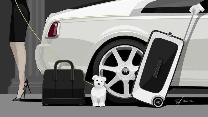 Wraith Luggage Collection 08