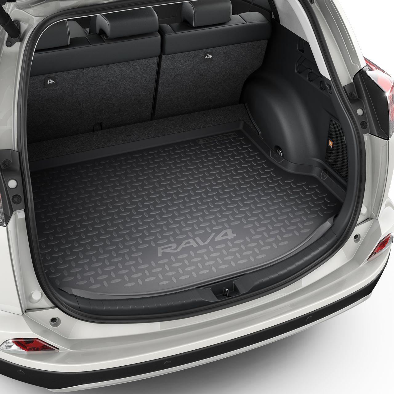 Lexus Hybrid Suv >> Así son los accesorios originales para Toyota RAV4 y RAV4 ...