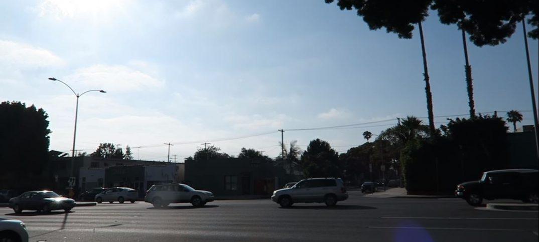 cruce sin semáforos