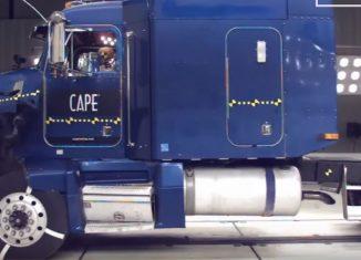 choque camión