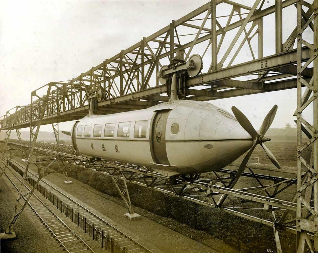 railway George Bennie