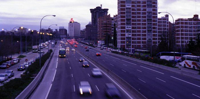 Primer coche de Madrid