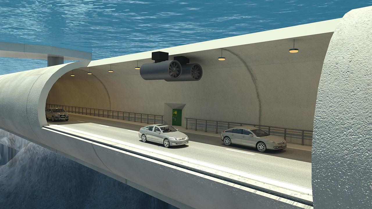 tunel submarino noruega