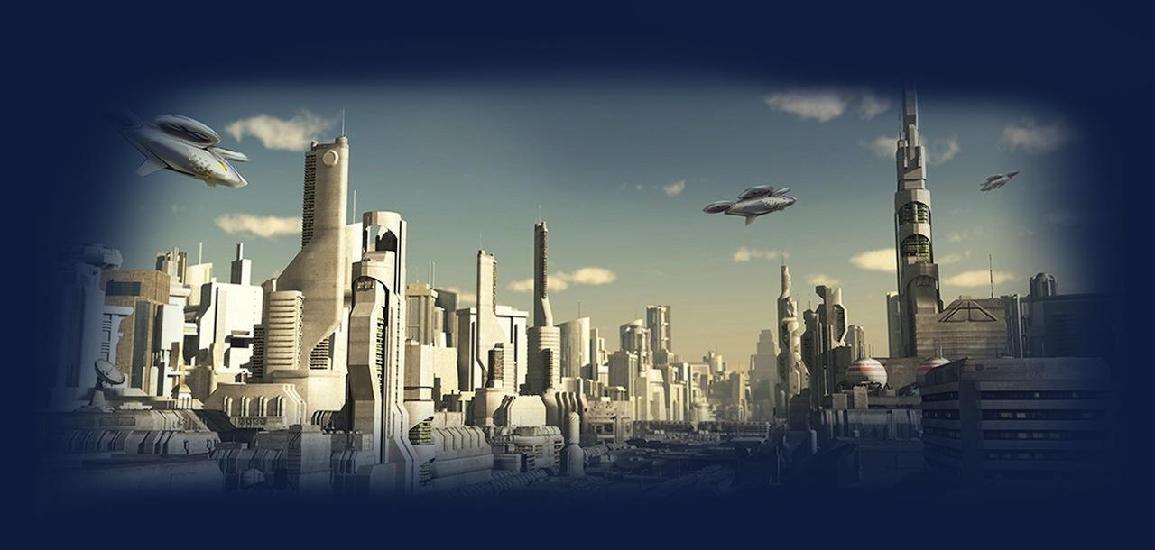 Airbus ciudad futura