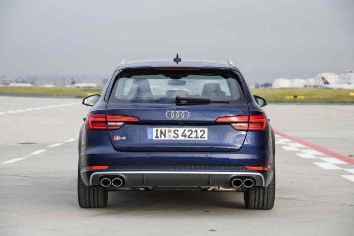 Audi S4 Avant 2016 22