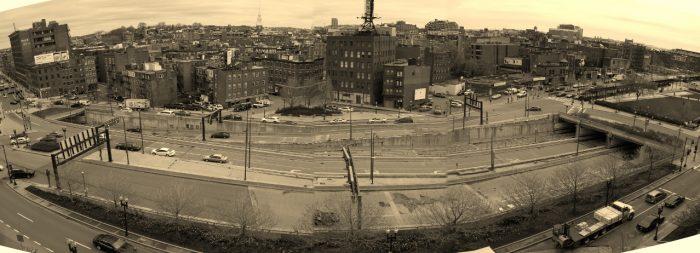 Boston antes