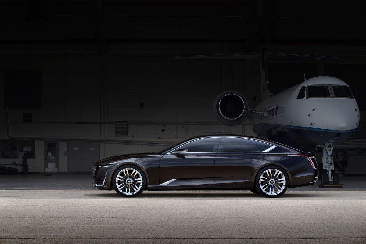 Cadillac Escalada Concept 2016 09