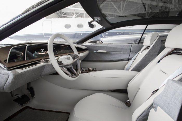 Cadillac Escalada Concept 2016 21