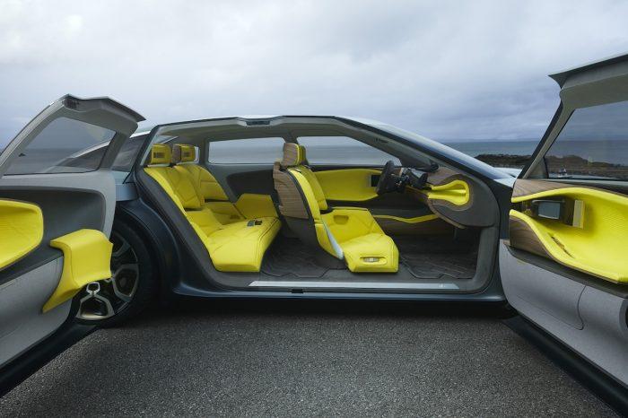 Citroen Cxperience Concept 2016 interior 18
