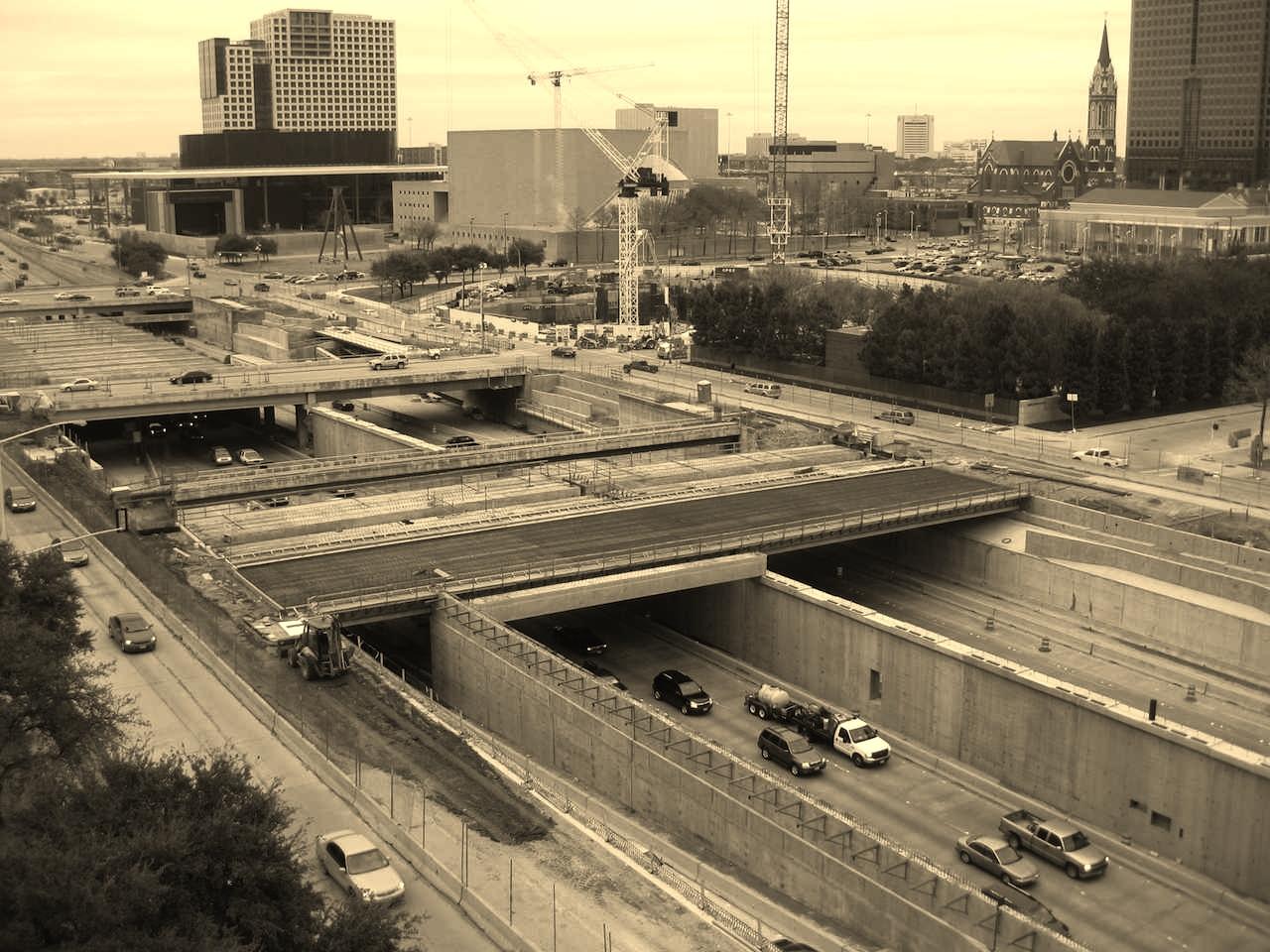 Dallas antes
