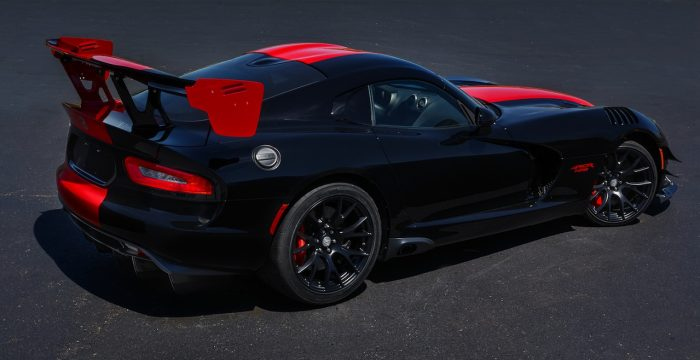 Dodge Viper ACR 1-28 Edition