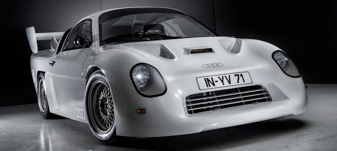 Audi de Grupo S: del museo al festivla Eiffel Rally