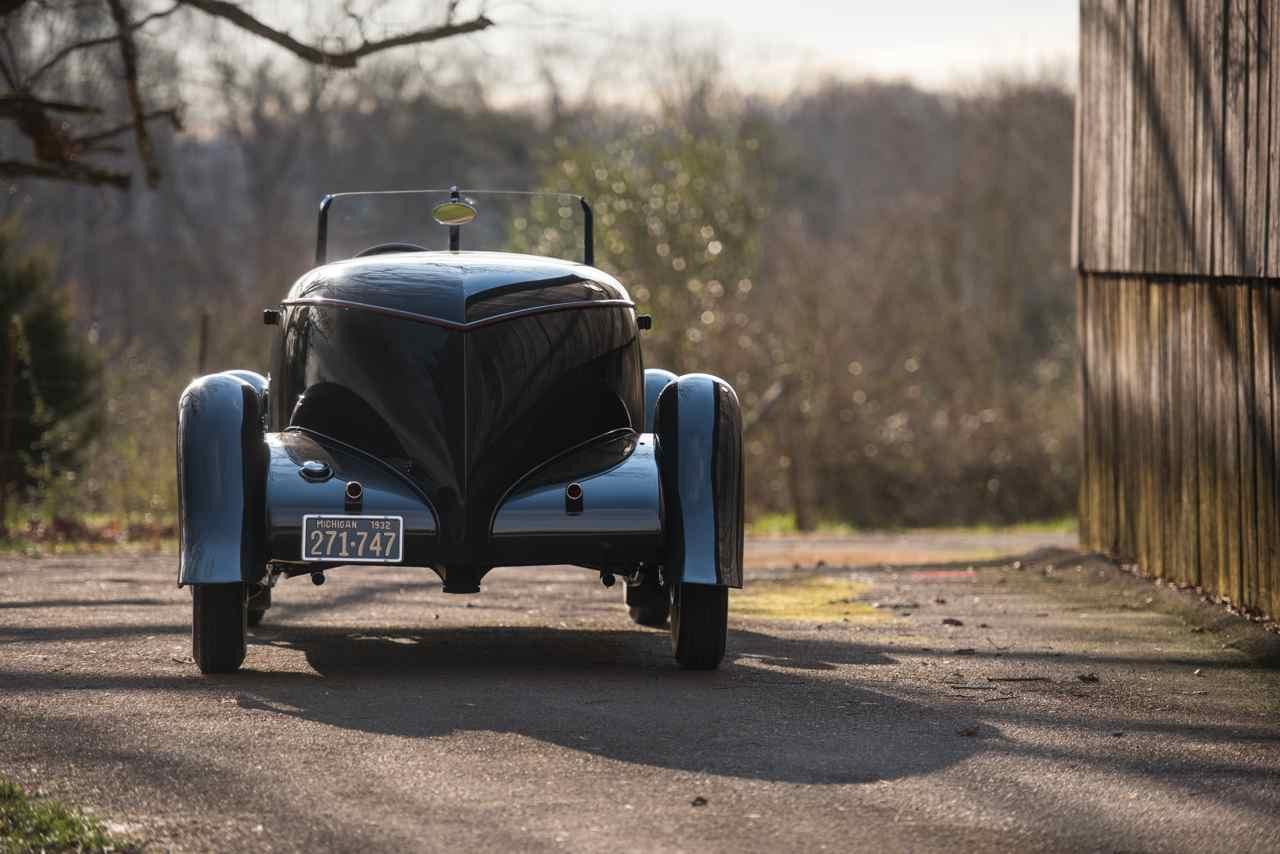 Ford Model 18 Edsel Speedster 1932 15