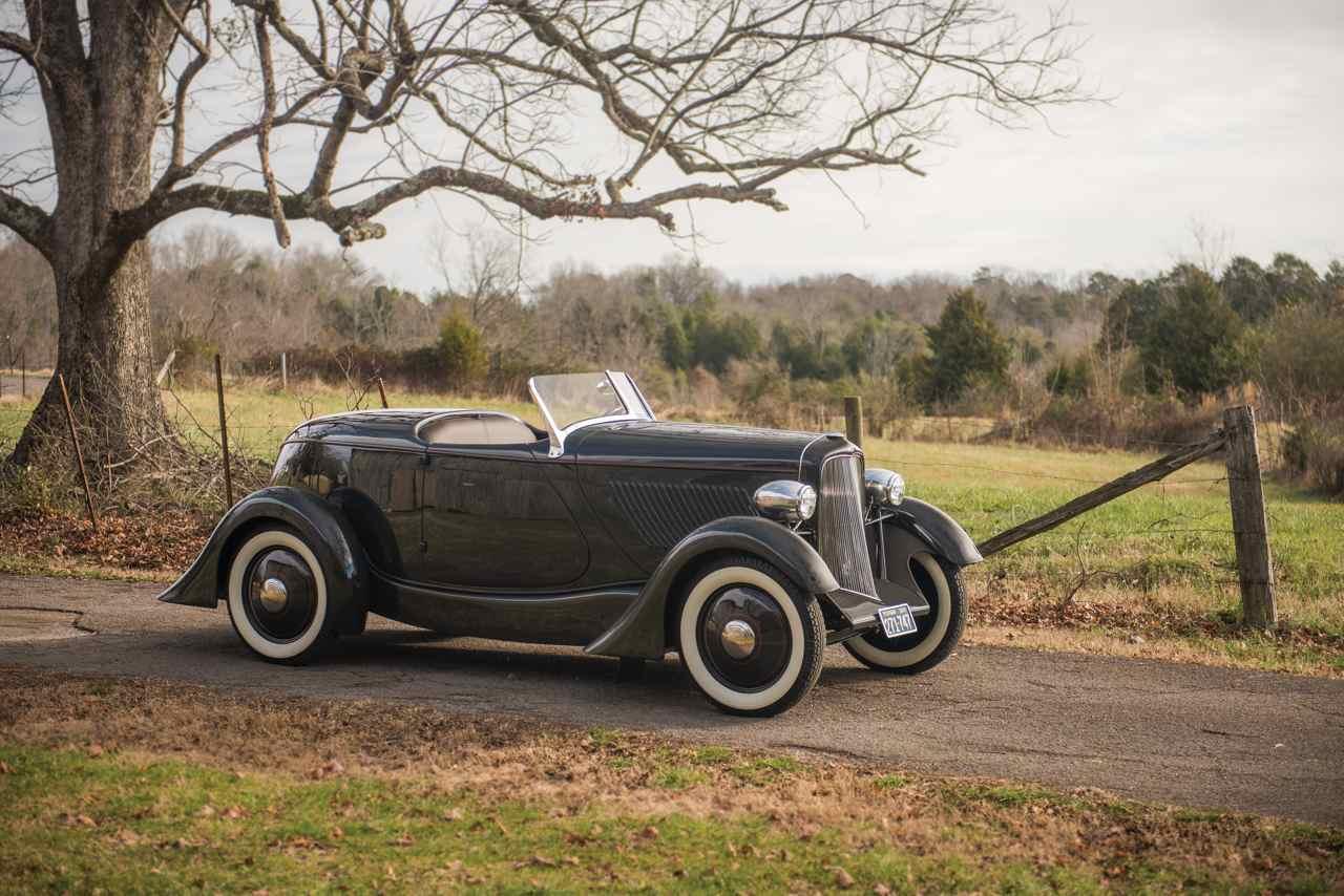 Ford Model 18 Edsel Speedster 1932 16