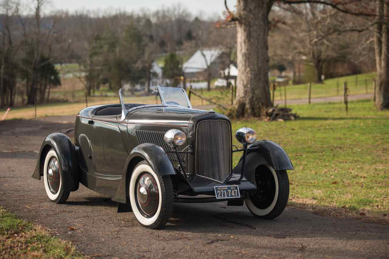 Ford Model 18 Edsel Speedster 1932 17
