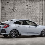 Honda Civic Hatchback USA 2017 02