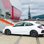 Honda Civic Hatchback USA 2017 05