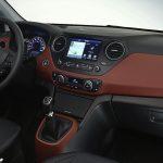 Hyundai i10 2017 interior 02