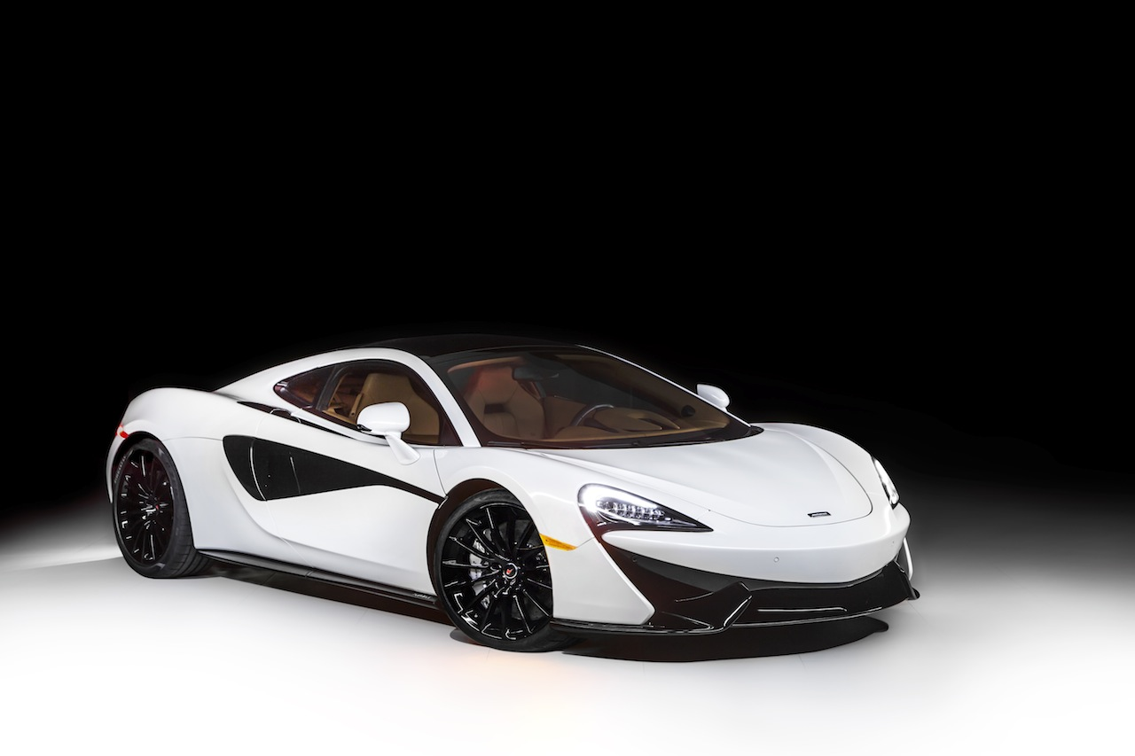 McLaren 570GT by MSO Concept 2016