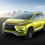 Mitsubishi XM concept SUV 2016 02