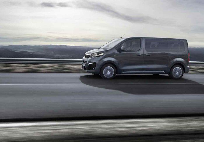 Peugeot Traveller 2016 - 5