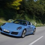Porsche 911 Targa 4S Design Exclusive 2016 03