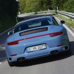Porsche 911 Targa 4S Design Exclusive 2016 05