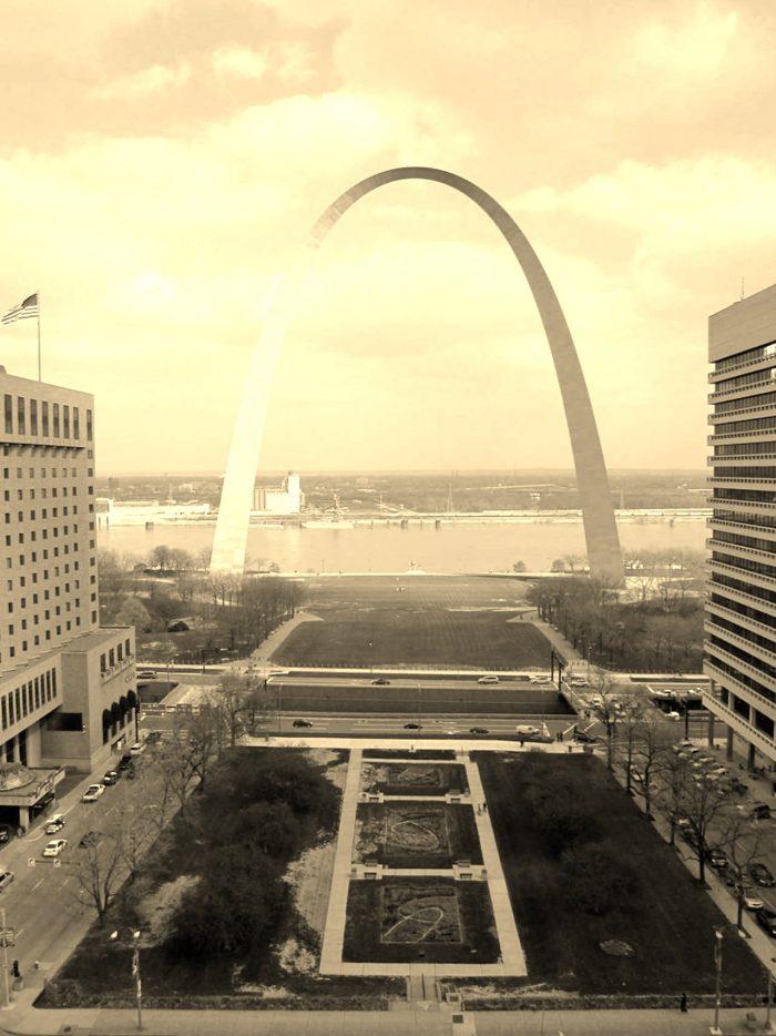 San Louis antes