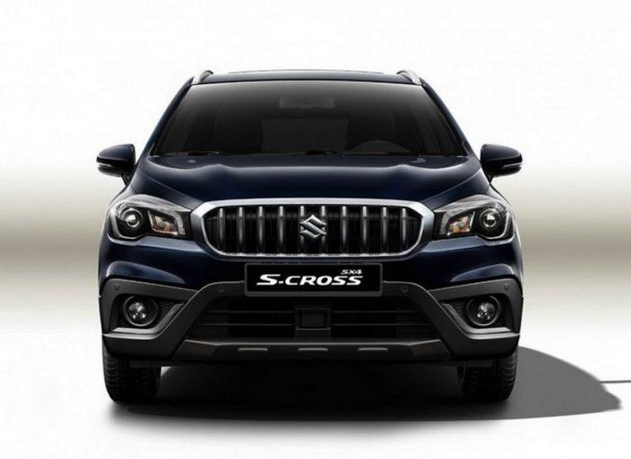 Suzuki SX4 S-Cross 2017 02