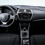 Suzuki SX4 S-Cross 2017 interior 01